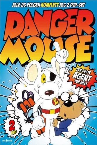 Danger Mouse - Der beste Agent der Welt, Vol. 1 (2 DVDs)