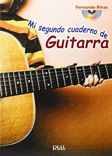 Mi Segundo Cuaderno de Guitarra