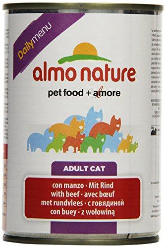 Daily Menu Katzenfutter mit Rind (24 x 400 g)