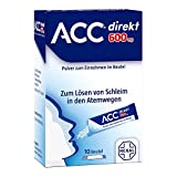 ACC direkt 600 mg Pulver, 10 St. Beutel