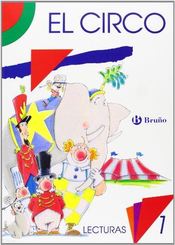 El circo Lecturas 1 - 9788421621424 por Fernando Lalana