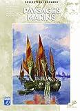 Lefranc Bourgeois Léonardo n°27 Album d'étude Paysages marins