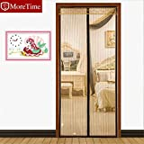 Die besten Screen Doors - GWQ Magnetic Fly Screen Door, Heavy Duty Mesh Bewertungen