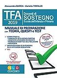 TFA 2019 docenti di sostegno scuola dell'infanzia e primaria. Manuale di preparazione con teoria, quesiti e test. Con software di simulazione
