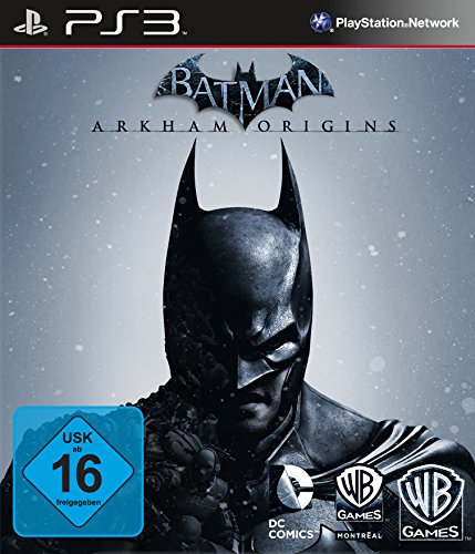 Batman: Arkham Origins - [PlayStation 3] (Playstation 3 Spiel-system)