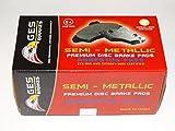 2002-2006 Premium Quality Front brake Pads D941