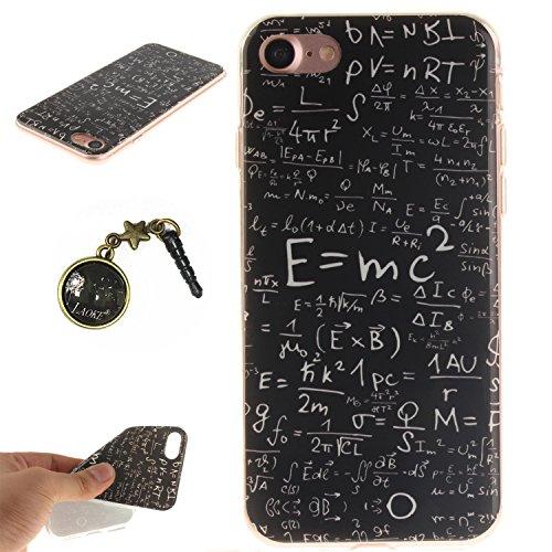 TPU Silikon Schutzhülle Handyhülle Painted pc case cover hülle Handy-Fall-Haut Shell Abdeckungen für Smartphone Apple iPhone 7 (4.7 Zoll) +Staubstecker (5AC) 10
