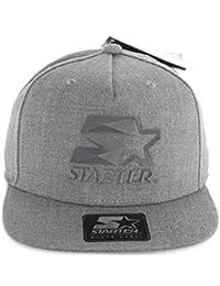 Starter Crystal Wool Cap - Charcoal / Black