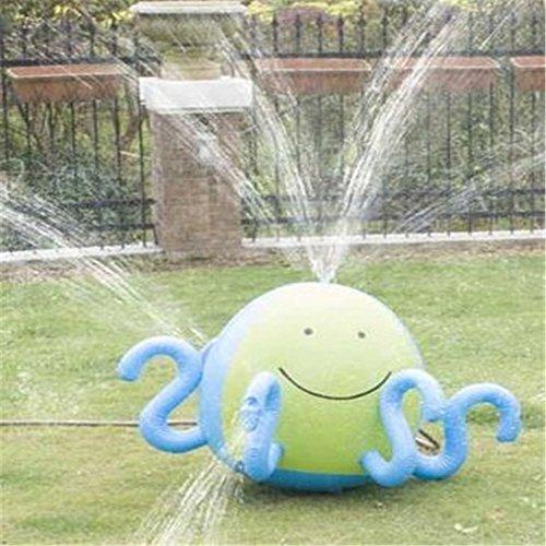 Wasser Spray Ball Kinder Wasser Sprinkler Spielzeug Sommer Outdoor Fun Spielzeug ideal für Garten, Hinterhof Aktivitäten & Partys (A) ()