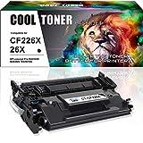 Cool Toner Compatible Toner pour CF226X 26X pour HP Laserjet Pro MFP M 420 M426 M426dw M426fdw M426fdn HP Laserjet Pro M 400 M402 M402dn M402n M402d M402dne M402dw,Noir, 9000 Feuilles