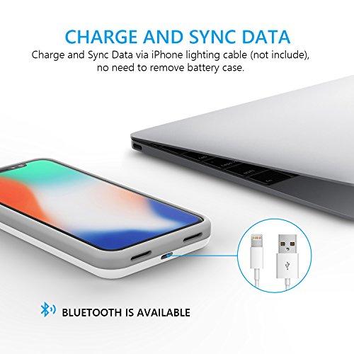 custodia con batteria iphone x