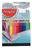 36crayons de couleur 832217 par Maped