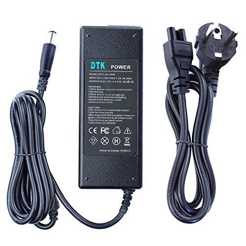 Dtk® Notebook Laptop-Ladegerät AC-Netzteil für HP 19V 4,74A 90W Laptop PPP012H 609940-001 391173-001 463955-001 384021-001 Stecker:7.4mm*5.0mm Ladegeräte Netzteile Netz Batterie-Stromversorgung