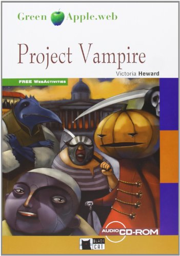 PROJECT VAMPIRE+CD-ROM (FW): 000001 (Black Cat. Green Apple) - 9788468210445 por de Agostini Scuola Spa