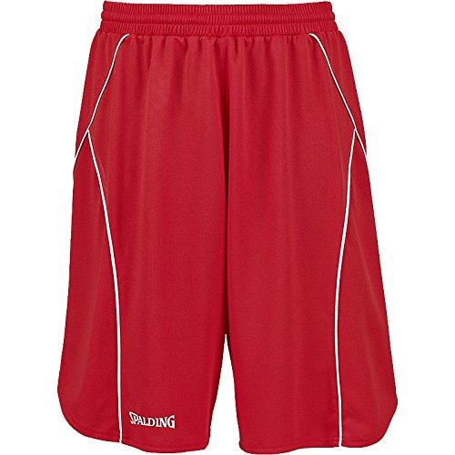 Spalding Basketball Crossover-Training Short [ROT] M - - red/White