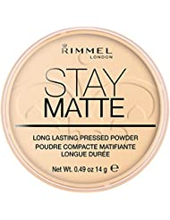 Rimmel - Stay Matte - Poudre matifiante - Transparent - 14 g