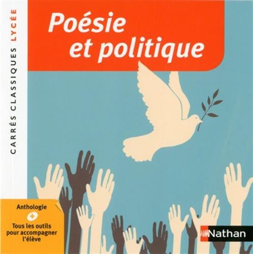 Poésie et politique (anthologie) par Anthologie