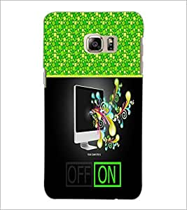 PrintDhaba Abstract Image D-4258 Back Case Cover for SAMSUNG GALAXY NOTE 5 (Multi-Coloured)