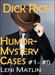 Dick Rich Humor-Mystery Cases: #1- #5 (English Edition)