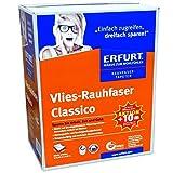 1 Karton mit 6 Rollen Erfurt Vlies Rauhfaser CLASSICO AKTION