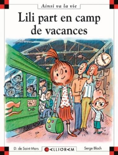 Lili part en camp de vacances