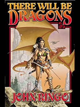 There Will be Dragons (Council Wars Book 1) (English Edition)