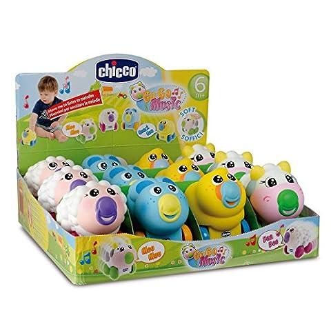 Assortiment Go Go Music (3 lapins - 3 moutons -