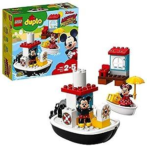 LEGO Duplo - La barca di Topolino, 10881 5702016116861 LEGO
