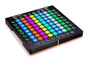 Novation NOVLPD03Launchpad Pro Contrôleur professionnel 64 pads pour Ableton avec entrée et sortie MIDI