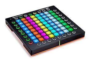 Novation Launchpad Professional 64-Pad Grid Performance Instrument für Ableton mit MIDI I/O