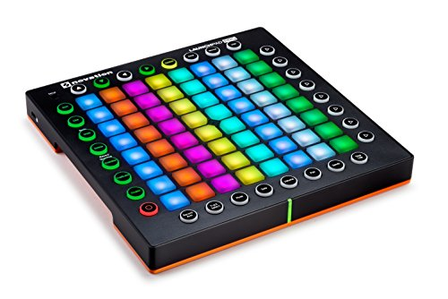51IwrQadcXL - NO.1 BEST BUY Novation NOVLPD03 Launchpad Pro Professional 64-Pad Grid Performance Instrument for Ableton with MIDI I/O price Review uk