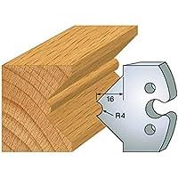 212: Juego de 2 grilletes mouchette ht 50 mm, para herramientas entr'plot eje 24 mm