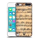 Head Case Designs Mozart Music Sheets Protective Snap-on Hard Back Case Cover for Apple iPod Touch 5G 5th Gen