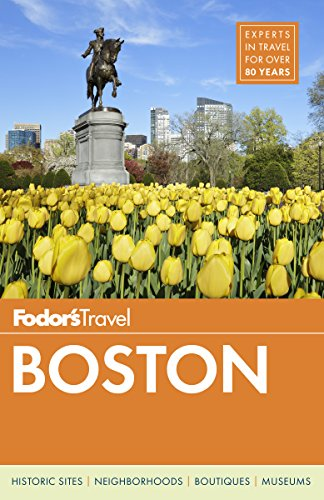 Fodor's Boston (Full-color Travel Guide) (English Edition)