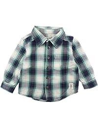 Small Rags Eddy LS Shirt, Camiseta de Manga Larga Unisex Bebé