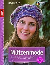 Mützenmode: Selbst gestrickt und kuschelig warm für die ganze Familie (kreativ.kompakt.)