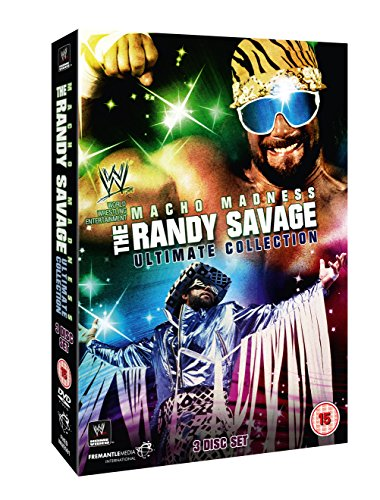 Bild von WWE: Macho Madness - The Randy Savage Ultimate Collection [DVD] [UK Import]