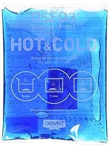 Dderma SG18 Petit poche de gel chaud/froid, 140x 180mm