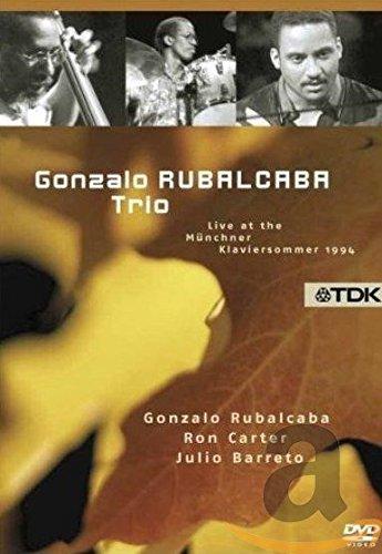 Gonzalo Rubalca Trio - Klaviersommer 1994