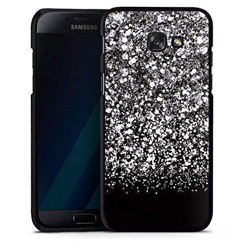 samsung-galaxy-a3-2017-hulle-schutz-hard-case-cover-glitzer-glitter-muster