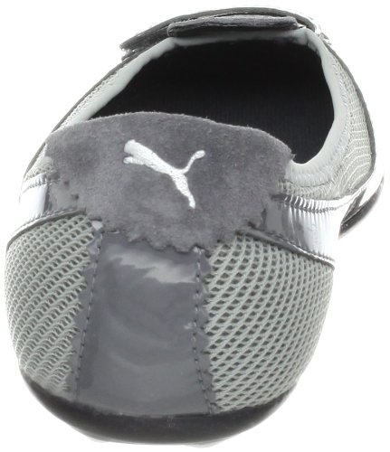 Puma Zandy Ballet Flat Steel Grey/Limestone Grey/Silver