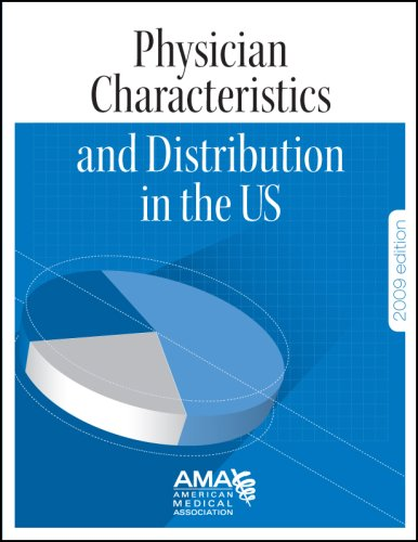 Price comparison product image Physician Characteristics and Distribution in the U.S. 2009 (Physician Characteristics & Distribution in the United States)