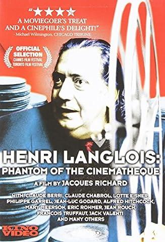 Henri Langlois: Phantom of the Cinematheque [Import USA Zone 1]