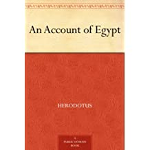 An Account of Egypt (English Edition)