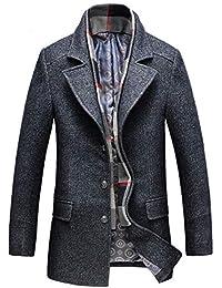 Amazon Cappotti it E In Giacche Lana Sciarpa Abbigliamento Uomo rrwFaq