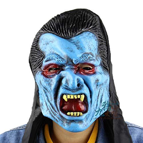 Scary Halloween Masken Für Männer - Herren Vollmasken Kostüm Erwachsene - Vampir Kostüme Erwachsene & Kinder