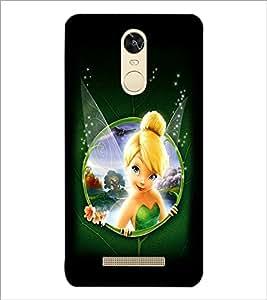 PrintDhaba Cute Angel D-2287 Back Case Cover for XIAOMI REDMI NOTE 3 MEDIATEK (Multi-Coloured)