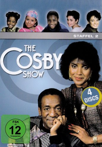 The Cosby Show - Staffel 2 [4 DVDs]