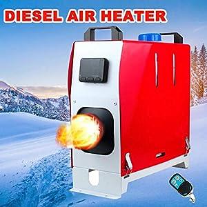Alle In Einem Standheizung 8KW Diesel Luftheizung 12 V Diesel Luftheizung Auto Standheizung Klimaanlage Maschine Fernbedienung LCD Display Für LKW Boot
