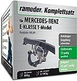 Rameder Komplettsatz, Anhängerkupplung schwenkbar + 13pol Elektrik für Mercedes-Benz E-Klasse T-Model (113667-08160-1)